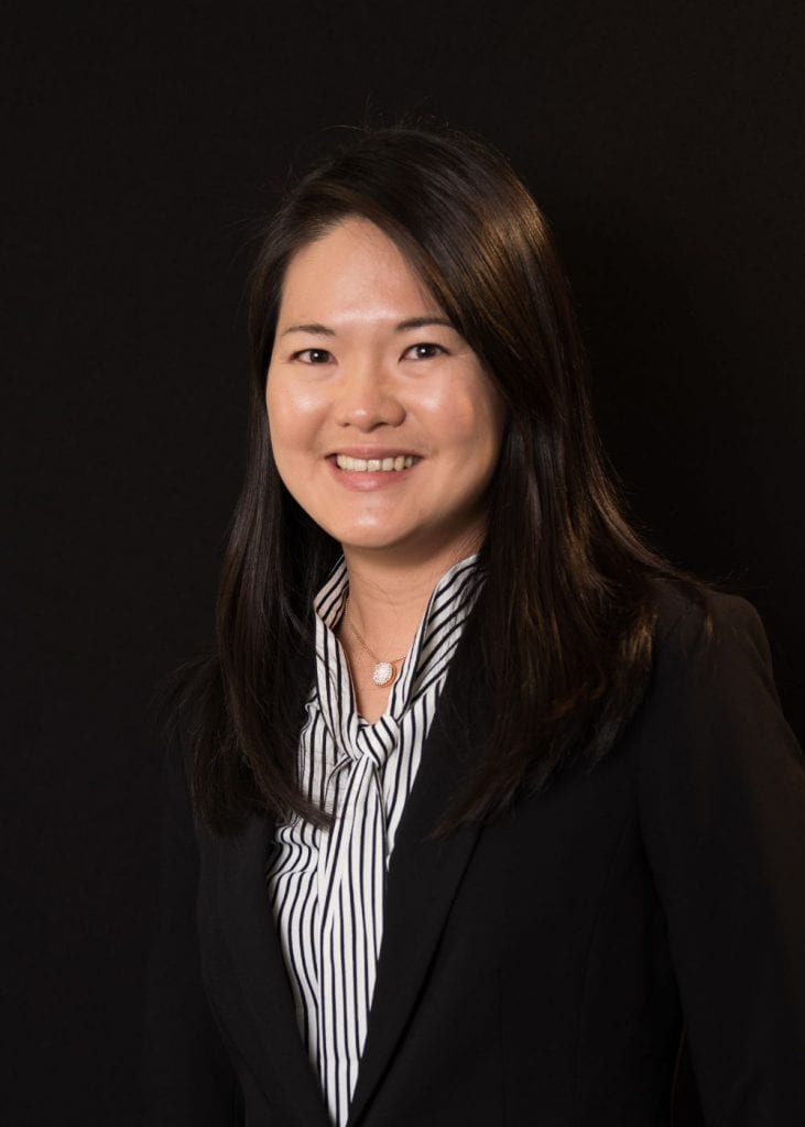 Vicky Lee staff accountant at Peterson and Associates
